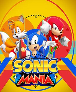 sonic mania game pc